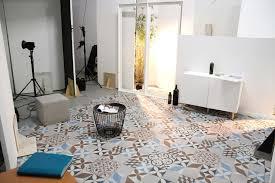 lino salle de bain maclou 36 idées déco avec des motifs carreaux de ciment