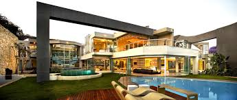 100 Dream Houses In South Africa Spectacular Contemporary Luxury Mansion Glass House