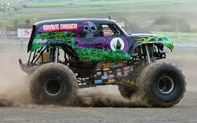 100 Monster Truck Grave Digger Videos Going For A Ride In Video Trucks