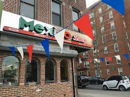 983 Bushwick Living Room by Family Owned Mexico Diner Brings Puebla Cuisine To Cortelyou Road