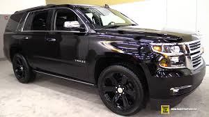 2015 Chevrolet Tahoe LTZ 4WD Exterior and Interior Walkaround