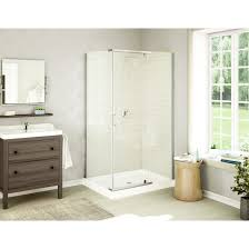 Bathroom Inserts Home Depot by Bathroom Exciting Bathroom Decor Ideas With Home Depot Shower