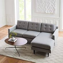 West Elm Rochester Sofa by Upholstered Furniture Collections West Elm