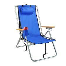Rio Gear Backpack Chair Blue by Rio Brand Backpack Beach Chair Rio Brand Backpack Beach Chair