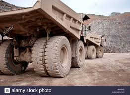 100 Earth Mover Truck Large Earth Mover Truck In Quarry Stock Photo 30501478 Alamy