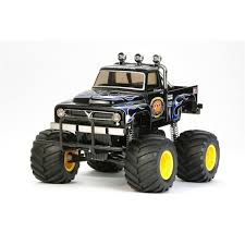 100 Rc Tamiya Trucks RC Midnight Pumpkin 112 Black Edition TAM58547 RC Planet