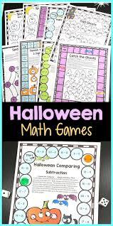 Halloween Brain Teasers Math by 281 Best Math Games Images On Pinterest Maths