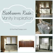 Bathroom Redo Ideas: Vanity Inspiration - Erin Spain Master Bathroom Remodel Renovation Idea Before And After 6 Diy Bathroom Remodel Ideas 48 Recommended Stylish Small 20 Ideas Diy For Average People Design Bath Home Channel Tv Remodeling A For Under 500 How To Modern Builds Top 73 Terrific Designs Toilet Small 2 Piece Elegant Luxury Pinterest Creative Decoration Budgetfriendly Beautiful Unforeseen Simple Tub Shower Room Kitchen On Low Highend Budget Remendingcom