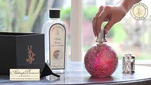 Lampe Berger Lamps Uk by How To Use The Ashleigh U0026 Burwood Fragrance Lamp Youtube