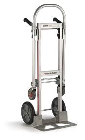 Magline GMK16UAB Aluminum Gemini Jr Convertible Hand Truck, U Loop ... Magliner 500 Lb Capacity Alinum Folding Hand Truck With Convertible Trucks Sixwheel Platform Light Weight Alinum Hand Truck Magliner Modular Continuous Frame Flowback Dolly Dollies Compare Prices Replacement Parts Extruded Diecast Noses Lbs Gemini Jr Dolly Wheels Tires Engines The Home Depot Accsories Bags Stair Climbers Exteions Kits Axle 224117 For Narrow Aisle Build Your Own