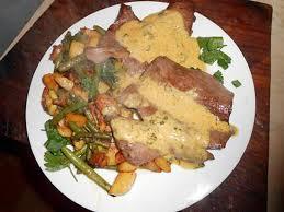 cuisiner coeur de boeuf recette de tranche de coeur de veau a la dijonaise
