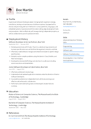 Software Developer Resume Templates 2020 (Free Download ... Software Engineer Developer Resume Examples Format Best Remote Example Livecareer Guide 12 Samples Word Pdf Entrylevel Qa Tester Sample Monstercom Template Cv Request For An Entrylevel Software Engineer Resume Feedback 10 Example Etciscoming Account Manager Disnctive Career Services Development And Templates