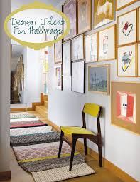 Breathtaking Kids Portray As Hallway Wall Decors And Single Armless Chair In Modern Ideas How