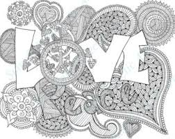 Astounding Love Coloring Pages For Adults Hippie Page