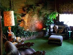 Bedroom Ideas Cool Jungle Themed Inspirations