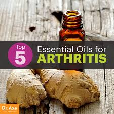 top 5 essential oils for arthritis dr axe