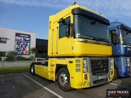 100 Magnum Trucks Tractor Renault Euro 4 Used By Renault