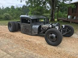 My First Rat Rod Build - 454 BBC Chevy - Deuce 1/2 Army Truck Cab ...