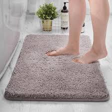 bad tür eingang matte verdicken bad teppich badezimmer non slip matte wc tür matte eingang tür saugfähigen matte anti slip tür matte
