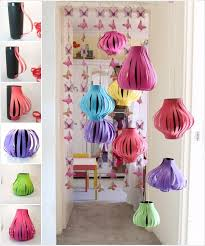 20 Amazing DIY Paper Lanterns And Lamps