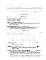 Contract Attorney Work On Resume Legal Administrative Assistant Secretary Samples Admin Cover