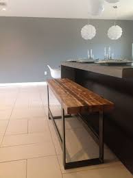 Bar Bench Counter Height Table With Dining