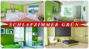 schlafzimmer grün