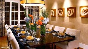 Simple Centerpieces For Dining Room Tables by Fall Dining Room Table Centerpieces U2013 Namju Info
