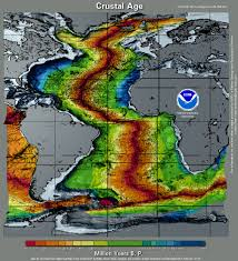 Sea Floor Spreading Animation Download by August 2016 Earthjay Science