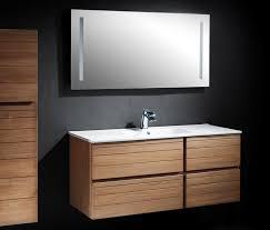 salle de bain cedeo meuble en teck labellisé tft lagon la salle de bains cedeo