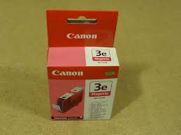 Canon Printer Cartridge Magenta Genuine OEM BCI 3eM Ink New