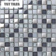 Mirror Tiles 12x12 Cheap by Blue Big And Small Round Resin Mixed Sea Shell Mosaic Tile Kitchen