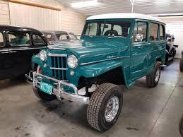 1955 Willys Jeep Wagon For Sale   ClassicCars.com   CC-1113790 1951 Willys Jeep Pickup Willysoverland Jeepster Wikipedia 1948 Willys Jeep Pickup For Sale Truck Related Imagesstart 1950 Truck Rebuild By 50wllystrk Willysjeep New Wrangler Coming In Late 2019 Cj6 For Sale Bulla Vic Whatsinyourpaddock 1940s 1963 Warehouse 4 Wheeling 4k Youtube 2018 Jk Wheeler Limited Edition Suv Overland Trucks Collect
