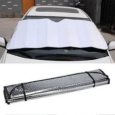Car Foldable Reflective Shades Auto Windshield Sunshade Sun Shade ... Drop Visor Ford Truck Enthusiasts Forums Lund Moonvisor On 95 Ford F150 Youtube Intertional 9200 Sun Visors Exterior Vanderhaagscom 1952chevroletsuburbanwindshieldvisor Lowrider 12lrmp16o1952gmc1500pickupwindshieldvisor Auto Accsories Headlight Bulbs Car Gifts Anti Glare Tinted Brig Sun Visors Visor Light Trims 9231018metchro Products 96 Full Size Lund Moon Windshield F150 Rat Rod Pickup Build