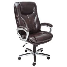 Shop Serta Puresoft Faux Leather Roasted Chestnut Executive Big And ... Oro Big And Tall Executive Leather Office Chair Oro200 Conference Hercules Swivel By Flash Fniture Safco Highback Zerbee Work Smart Chair Hom Ofm Model 800l Black Esprit Hon And Chairs Simple Staples Aritaf Bodybilt J2504 Online Ergonomics Amazoncom Office Factor 247 High Back400lb Go2085leaembgg Bizchaircom Serta At Home Layers