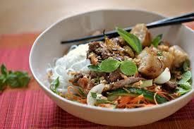 cuisine vietnamienne bo bun vietnamien au boeuf la vraie recette facile et faite maison