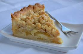 rezept apfelmus torte mit mürbteig und streuseln die