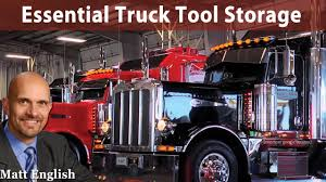 Essential Truck Tool Storage - 888-245-0050 - Matt English | Tool ...