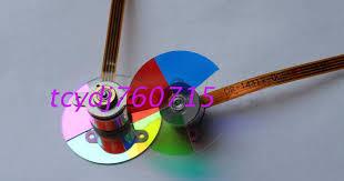 brand new color wheel for dell 1201mp 1200mp 1000mp 1100mp