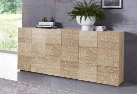 lc sideboard miro breite 181 cm mit dekorativem siebdruck