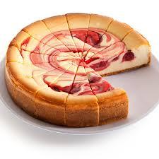 Strawberry Cheesecake 9 Inch large