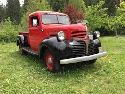 1947 Dodge 1/2 Ton Pickup For Sale | ClassicCars.com | CC-876669 Directory Index Dodge And Plymouth Trucks Vans1947 Truck 1947 Dodge Truck Rat Rod Driver Project Custom Fuel Injected 5 Speed Power Wagon For Sale 2108619 Hemmings Motor News Ctortrailer Jigsaw Puzzle In Cars Bikes Pickup Rm Sothebys Auburn Spring 2017 Near Woodland Hills California 91364 Sierra234 Wseries Specs Photos Modification Autolirate Pickup Wc 12 Ton F84 Kissimmee 2011