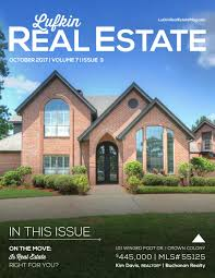 Lufkin Real Estate Magazine | October 2017 By Zimmerman ... Borger Isd Benefits From Vironmental Lawsuit Ktrecom Lufkin Texas Party Bus First Class Tours Transportation Services 120 Tiny House Designs And Decorating Ideas Houses Img_1397q02px1 Back To School 201718 Angelina County Photographs 1930s Digital Rources Shop Houstonreadercom