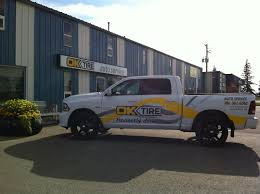 OK Tire Spruce Grove - Tires - Auto Repair - Brakes - Wheels - Oil ...