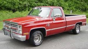 1986 Chevrolet Silverado And Other C/K1500 For Sale Near ...