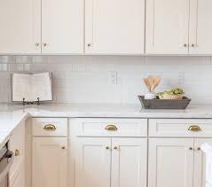 Subway Tile Backsplash For Kitchen 1001 Ideas For Stylish Subway Tile Kitchen Backsplash