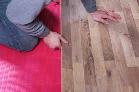 Buckled Wood Floor Water by How To Repair Laminate Flooring Bucking Laminate Flooring