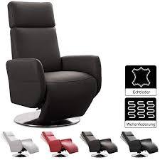 cavadore tv sessel cobra fernsehsessel mit liegefunktion relaxfunktion stufenlos verstellbar ergonomie m belastbar bis 130 kg 71 x 110 x 82