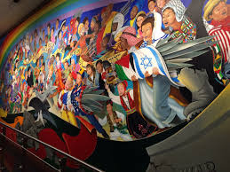 Denver International Airport Murals Painted Over by Is Going On At The Denver Airport Mags On The Move