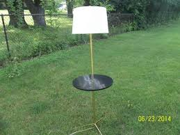Vintage Floor Lamp With Attached Table by 278 Best Mid Century Modern Images On Pinterest Mid Century